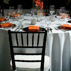 Rental Chair Covers And Sashes Steel Express Car Seating Arrangement Black Chiavari – Ps Event Rentals