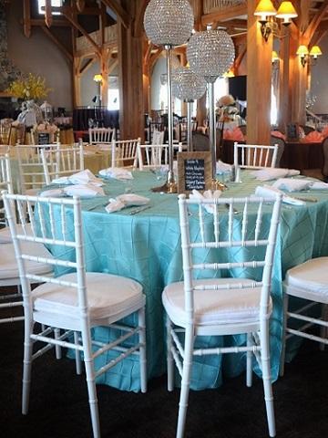 White Chiavari  PS Event Rentals