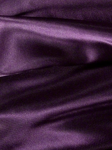 Eggplant Satin Cushions  See Chiavari Chairs for Pricing