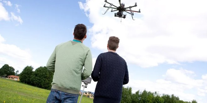 Why Flying a Drone as a Hobbyist is Currently a Mine Field for Public Safety Agencies