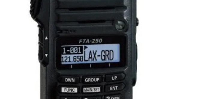 What You Need to Know About Getting Your Handheld Aviation Radio License