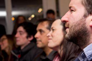 Portsmouth Short Film Night audience