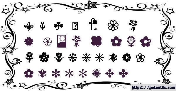 Flower Symbol Copy And Paste