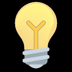 💡 Emoji Lâmpada PNG