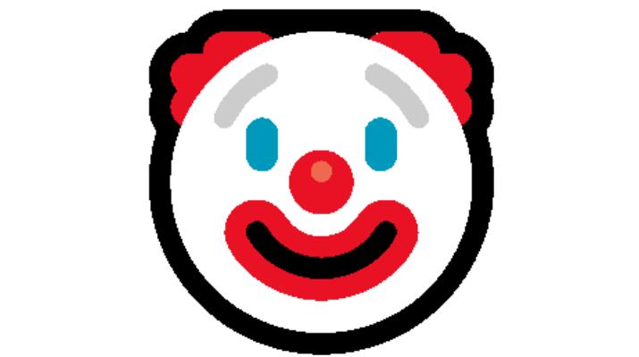 Clown Emoji Copy and Paste
