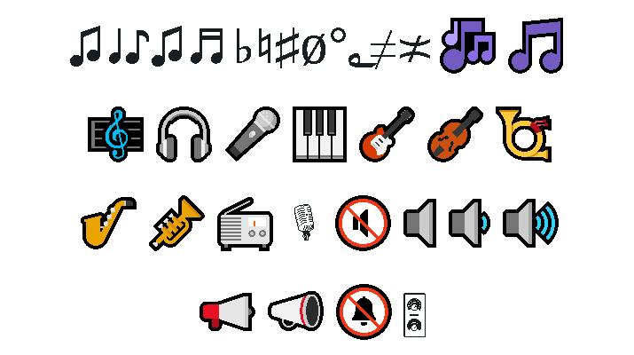 Music Symbol Copy Paste