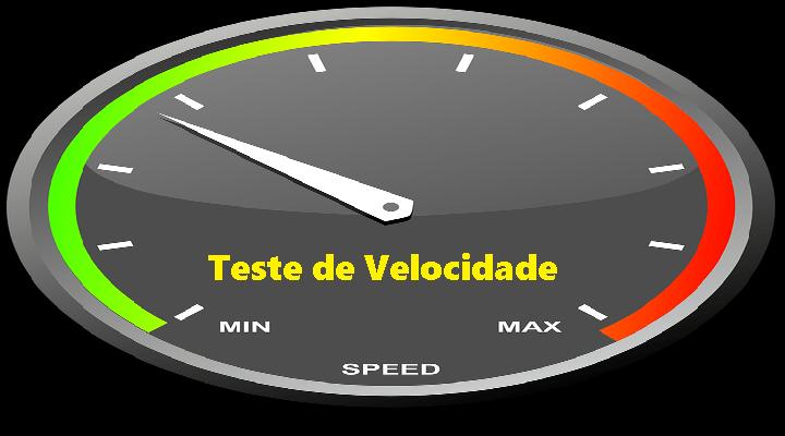 Teste de Velocidade, Speed Test Copel