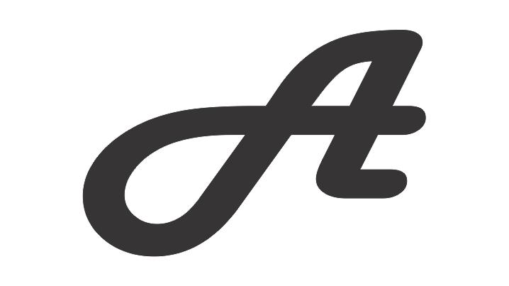 cursive letter a