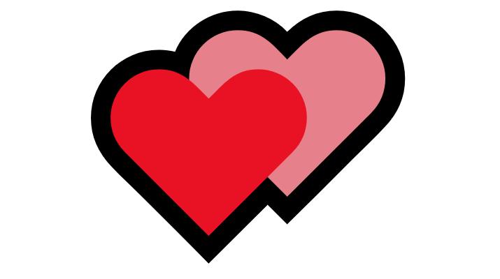 Coração Emoji PNG