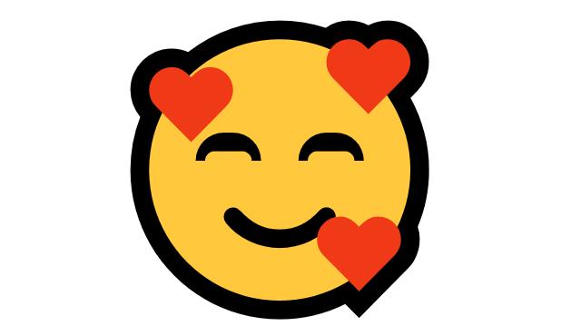 Emojis Apaixonados