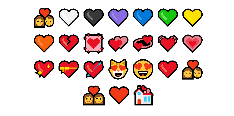 Heart Copy And Paste
