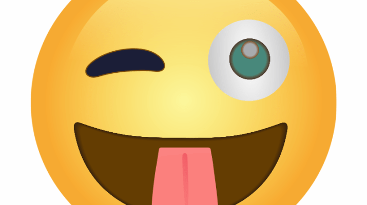 Winking Face with Tongue