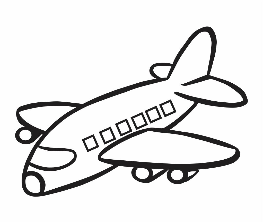 Avião para pintar