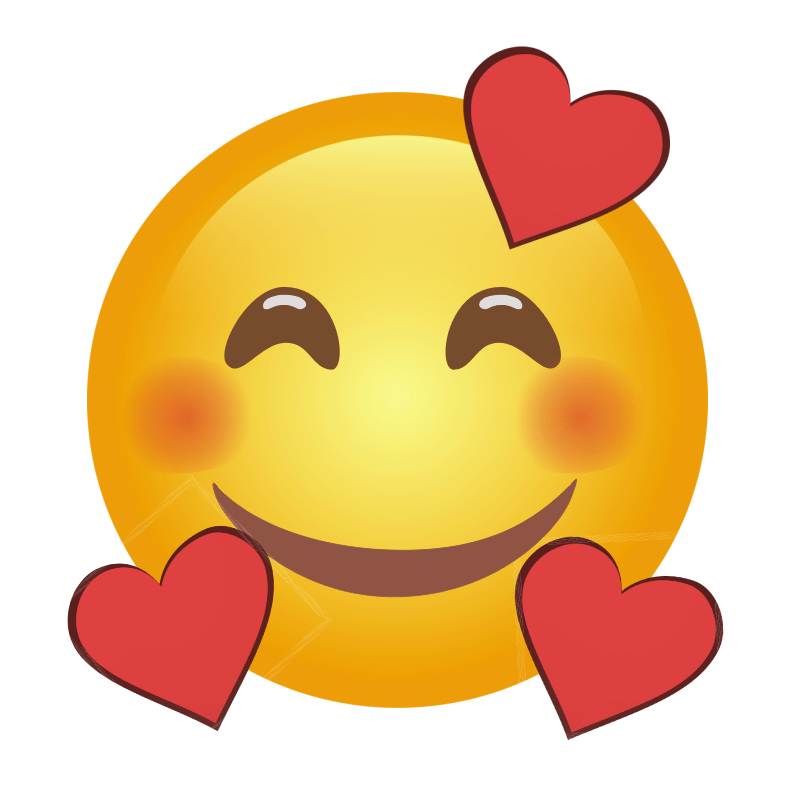 Smiling Face with Hearts