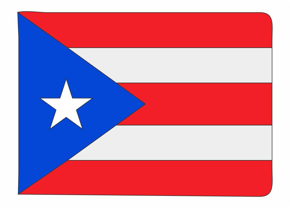 Puerto Rican Flag Emoji 🇵🇷