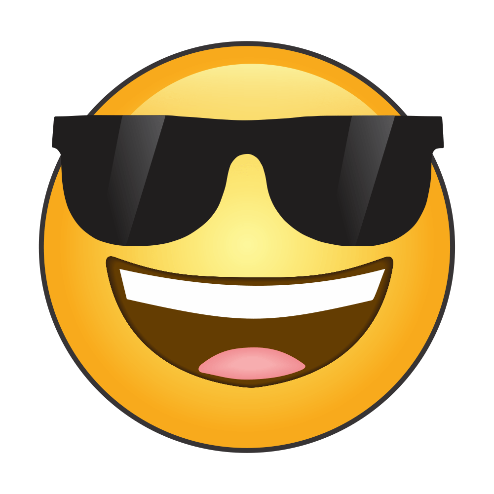 What Does the Sunglasses Emoji Mean on Snapchat 😎