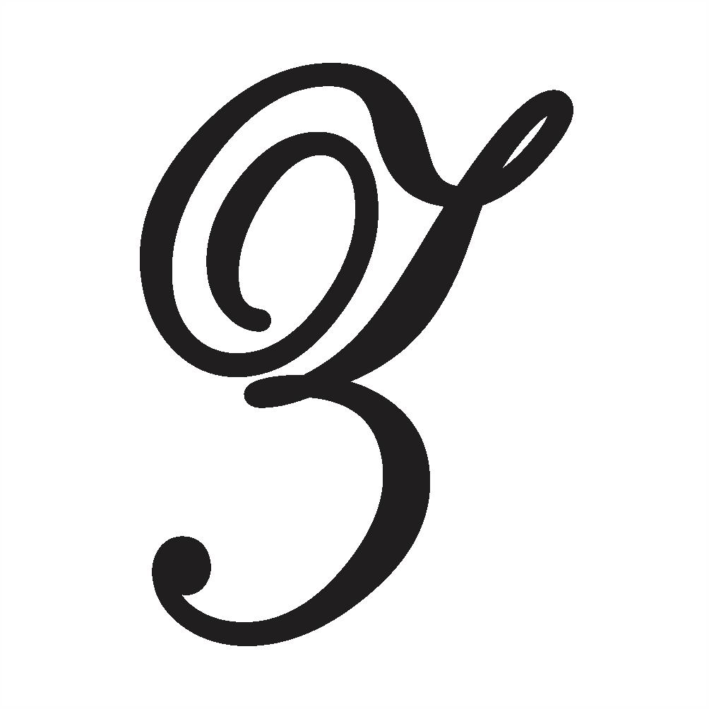 uppercase z cursive