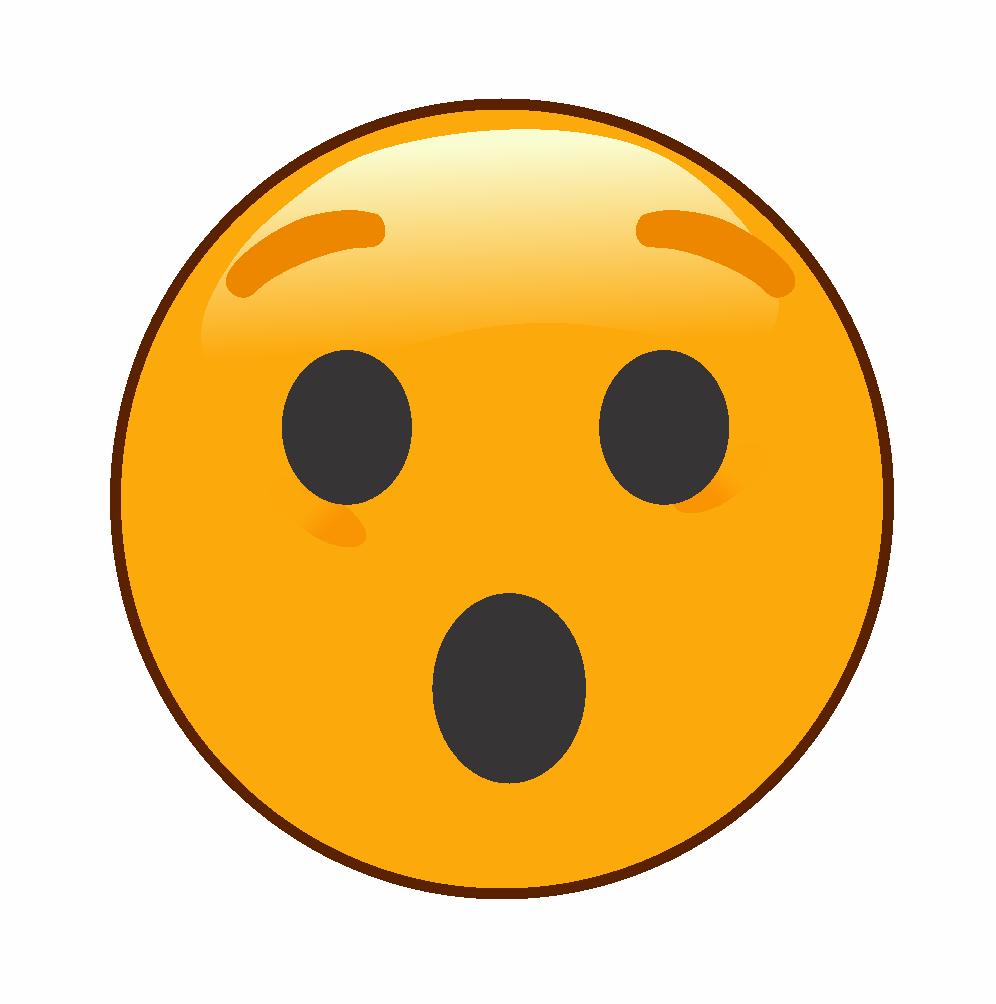 Emoji Silencio 😯