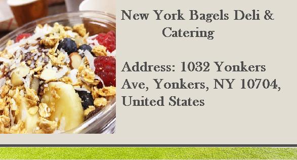 New York Bagels Deli & Catering