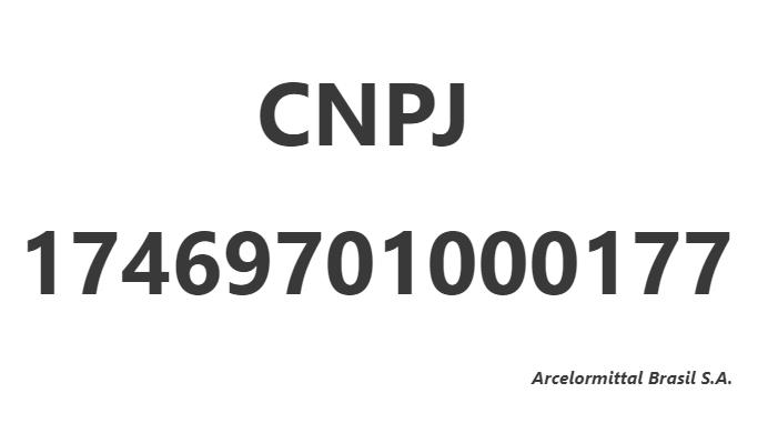 CNPJ 17469701000177