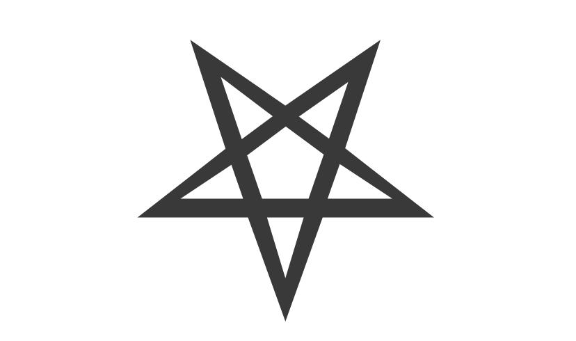 Pentagram Copy and Paste