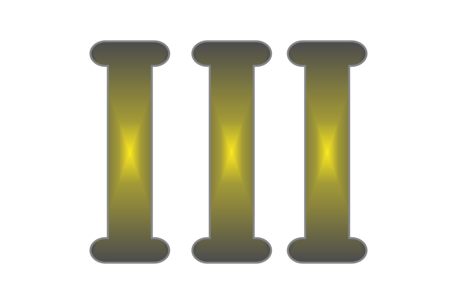 Roman Numerals 3