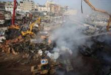 Photo of قطاع غزة.. قتلى وجرحى في انفجار اسطوانة غاز في مخبز البنا في مخيم النصيرات وسط القطاع