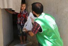 """Photo of الإغاثة التركية"""" توزع الأضاحي على 4 آلاف أسرة بغزة"""