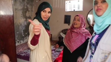 Photo of جليلة دحلان تقدم لمئات آلالاف من المساعدات للأسر الفقيرة