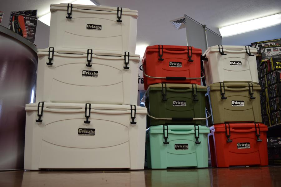 YETI vs Grizzly Coolers The XFactor of Premium Coolers