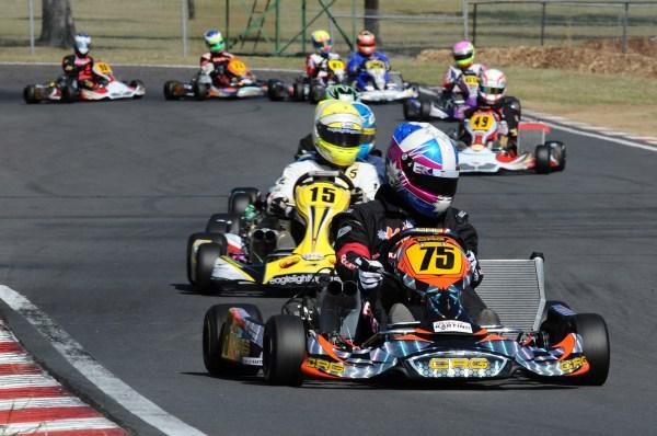 Types of Kart Racing Puget Sound Go Kart Association