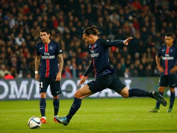 Top Goals of 2015 Paris Saint Germain