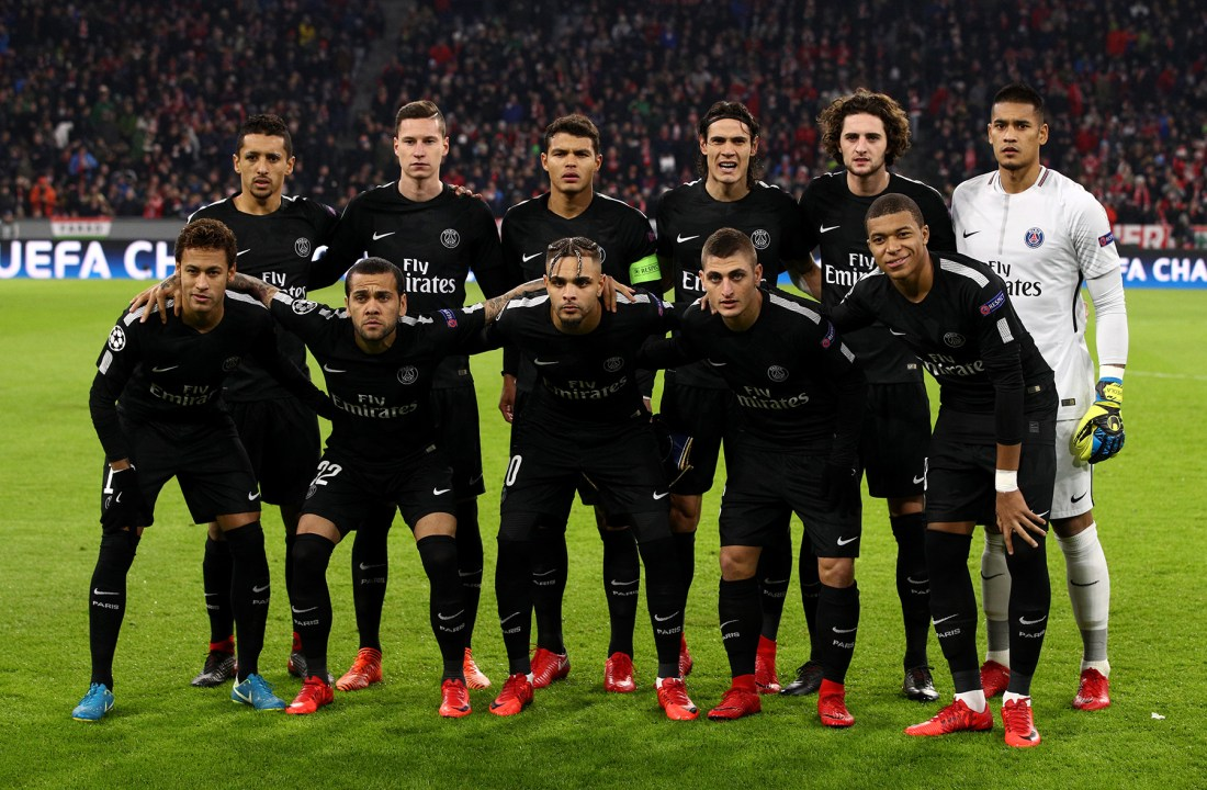 Predicting PSG's Starting Lineup and Formation for the ...