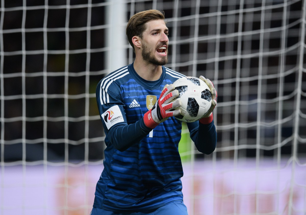 The Rise and Fall of Kevin Trapp