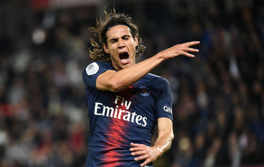 Image result for edinson cavani 2018