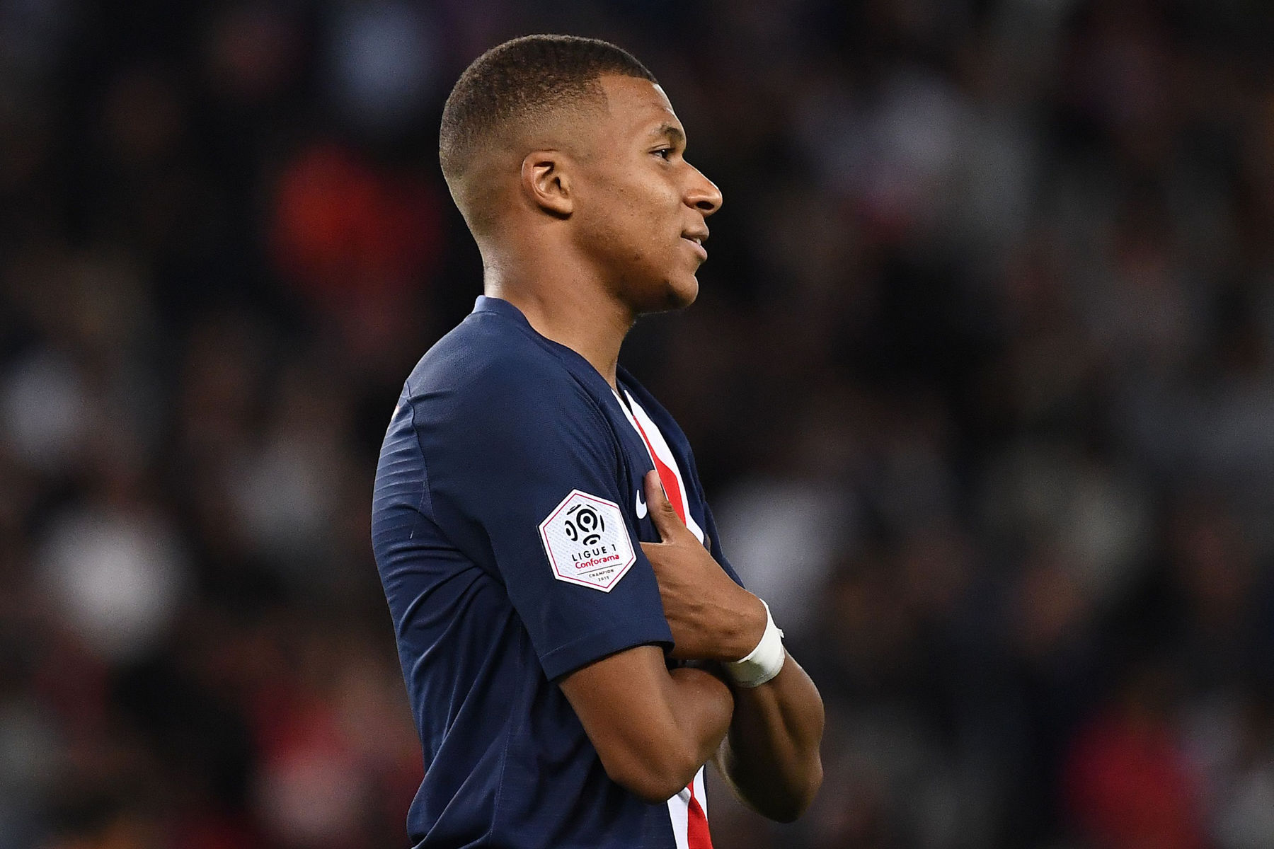 Report PSG To Offer Mbapp U00e9 A Mega Deal To Keep Him From