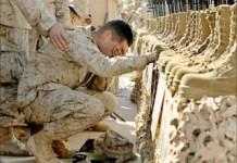 Психологическая помощь военным.