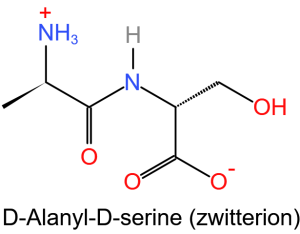 Zwitter ion of Alanine and Serine