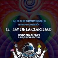 Las 36 Leyes Universales - 12. Ley de la claridad.