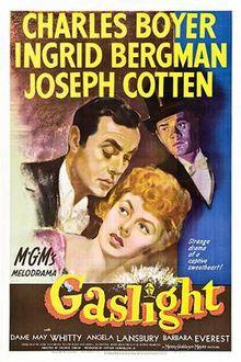 gaslight poster do filme