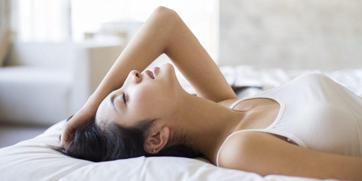A Masturbação feminina: sobre o prazer pessoal e o orgasmo.