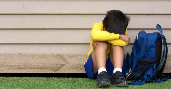 insegurança, medo, raiva, solidão, aluno triste, aluno sozinho, aluno assustado