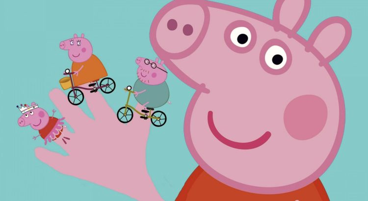 peppa pig, porquinha rosa, peppa, papai pig, mamãe pig, criança, desenho animado