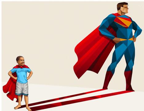 psico.online James Ratliff Super Homem ou Super Criança