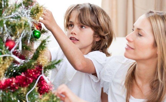 vida nova, árvore de natal, desmontar