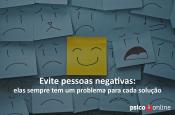psicoonline pessoas negativas