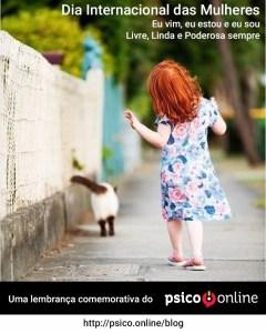 blog psico.online, mulher, dia das mulheres, dia da mulher, dia internacional da mulher