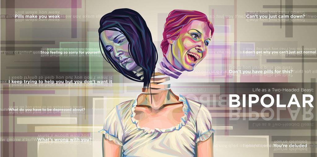 100 dicas para ajudar com a bipolaridade
