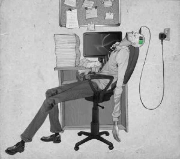 Crítica Social: Low Battery