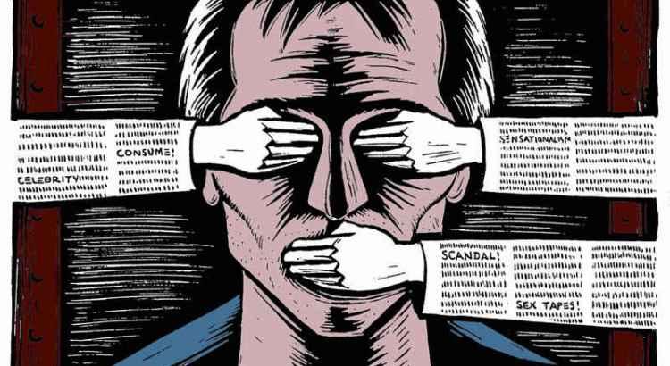 liberdade de expressão, censura, ditadura